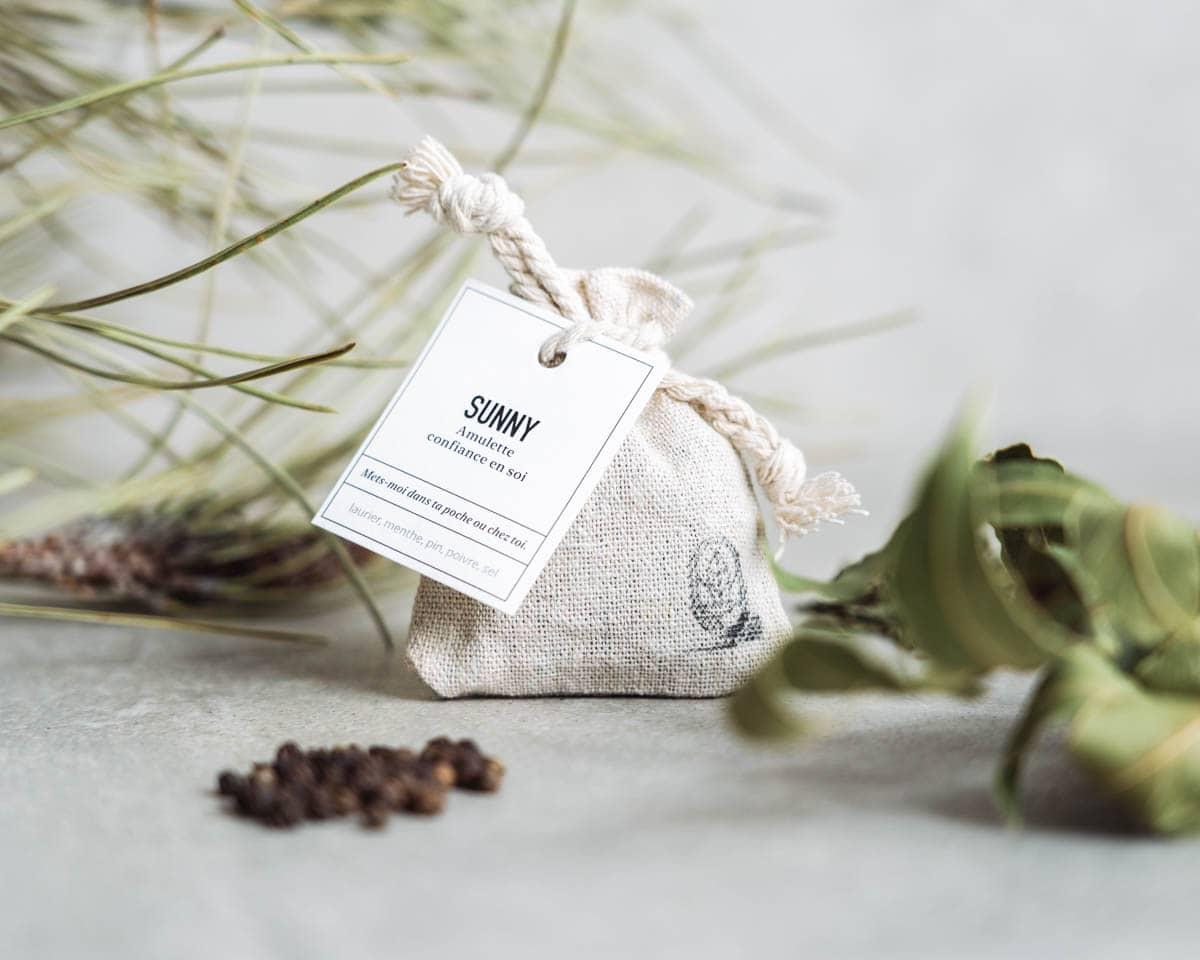 amulette plantes - Sunny